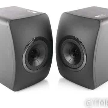 LS50 Black Edition Bookshelf Speakers