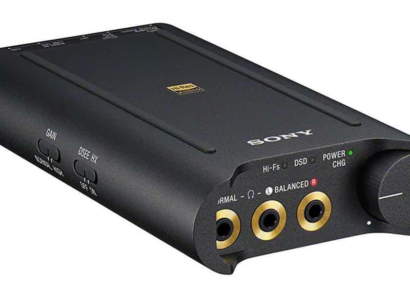 Sony PHA-3 Portable DAC/Headphone/IPod amplifier