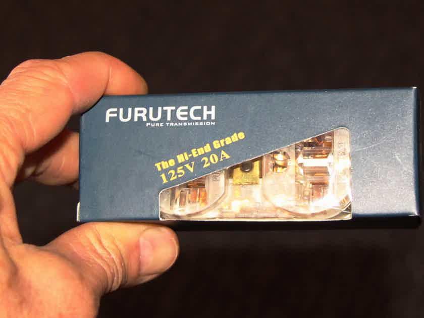 Furutech FP-20A Hi-End Grade DUPLEX