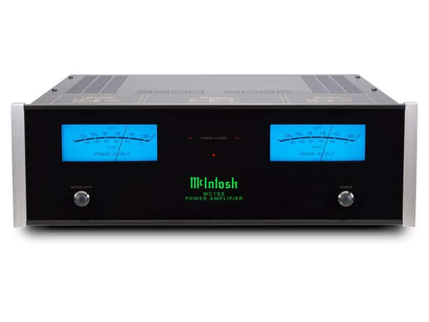 McIntosh MC-152 Amplifier - like new condition