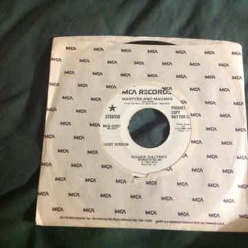 Roger Daltrey - Martyrs And Madmen MCA Records Promo Vi...