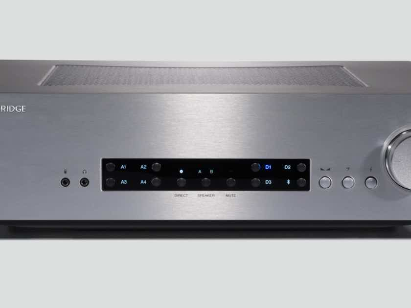 60W Integrated Amplifier: