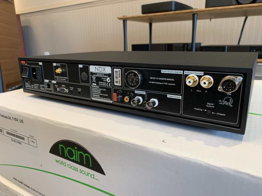 Naim NDX - Streamer/DAC with 24/192 Upgrade - Excellent Customer Trade-In!!!