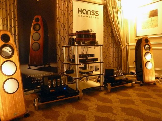 KR Audio VA910 mono blocks at the CES Las Vegas