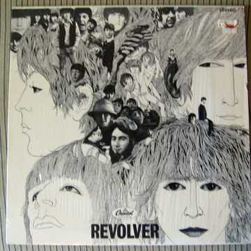 The Beatles - Revolver - 1978 Reissue  Capitol Records ...