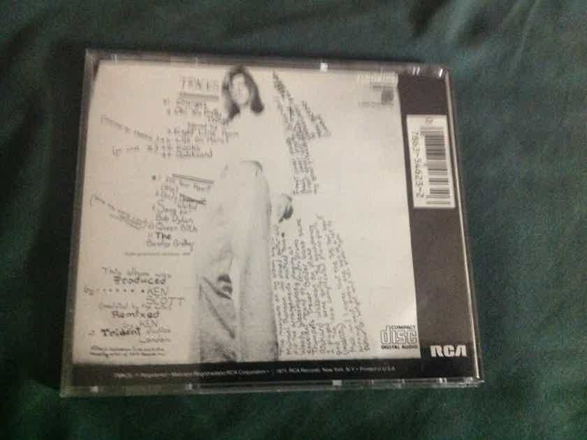 David Bowie - Hunky Dory Rare RCA Records Japan First CD Issue For The USA