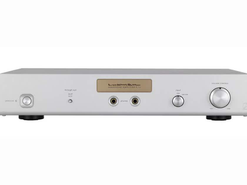 Luxman P-1u New In Box Class A Headphone Amp with ODNF