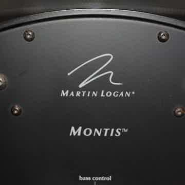 Martin Logan Montis