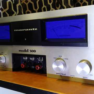Marantz Model 500