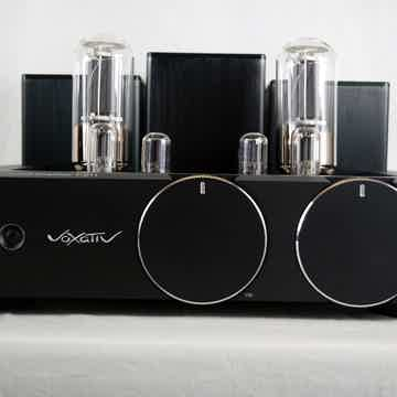 Voxativ T-211 integrated amplifier - milled out of a 15...