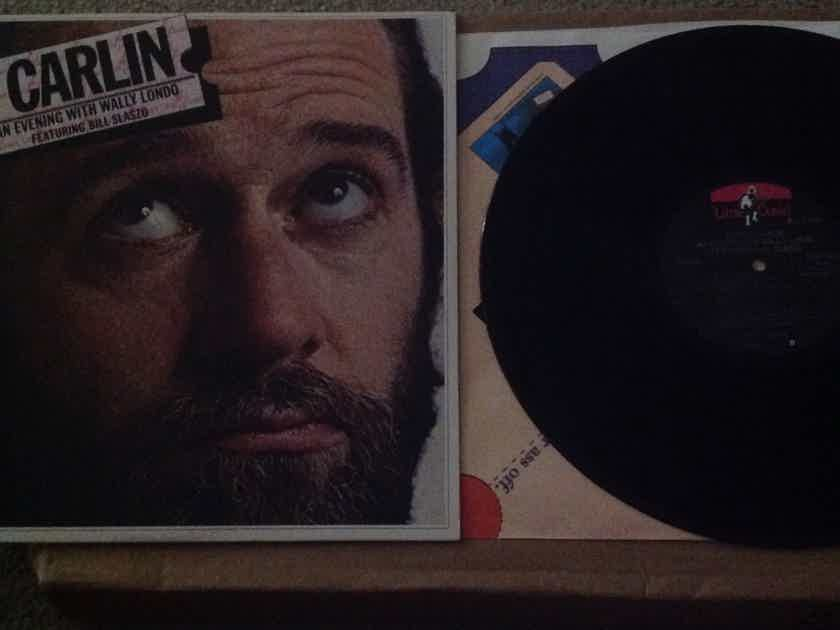 George Carlin  - An Evening With Wally Londo Little David Records Vinyl LP  NM