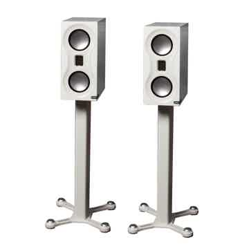 MONITOR AUDIO Studio Bookshelf  Speakers & Stand Combo ...