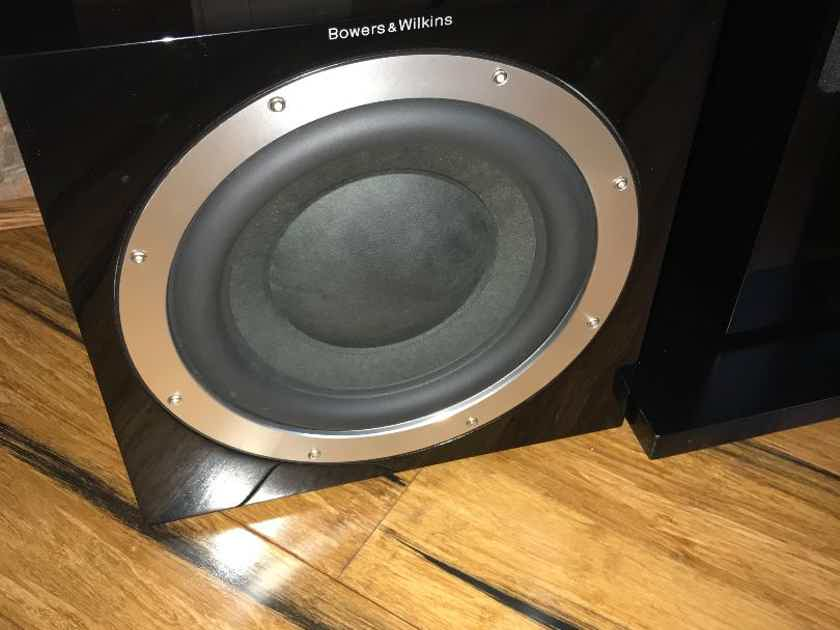 Bowers and Wilkins ASW 10CM active subwoofer