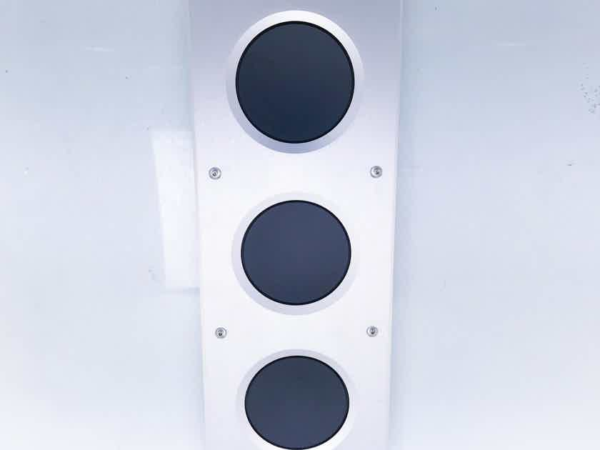 KEF Ci3160RLb-THX Reference Theater In-Wall Subwoofer (16211)