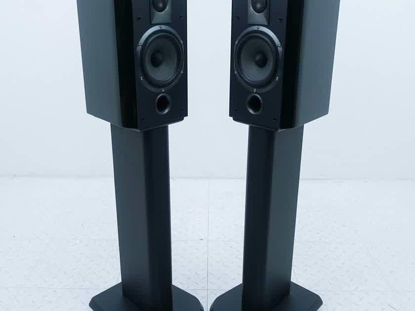 "Focal Chorus S700 24"" Speaker Stands Black Pair; 705; 706 (16234)"