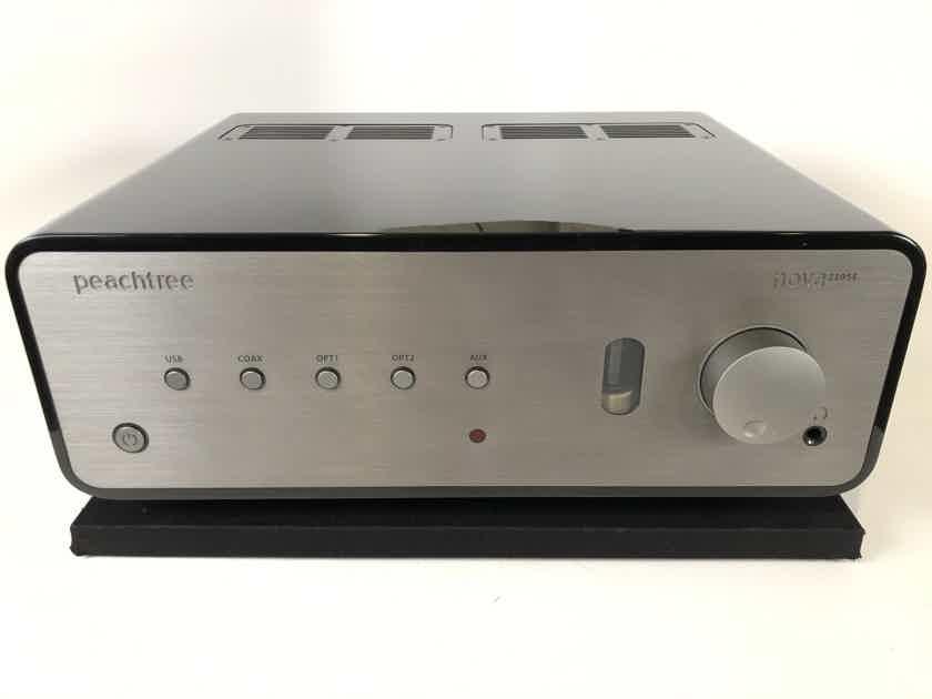 Peachtree Audio nova 220SE Integrated Amp / DAC / Headphone Amp - Tube Buffer