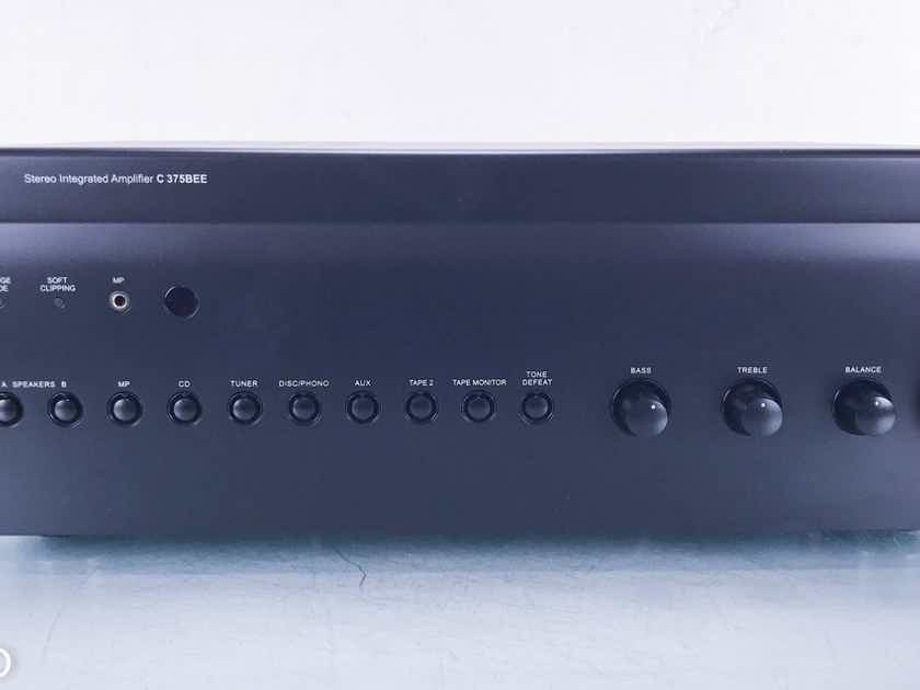 NAD C 375BEE Stereo Integrated Amplifier Remote (15570)