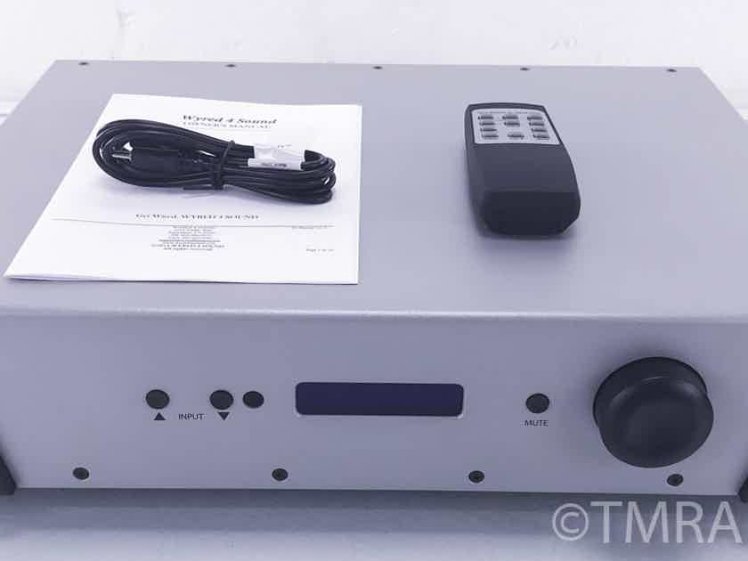 Wyred 4 Sound STP-SE Stereo Preamplifier; Silver (New / Open Box) (10423)