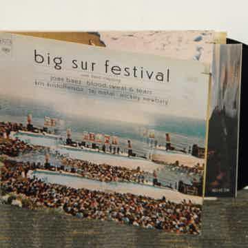 "BS&T/Taj Mahal +more - ""Big Sur Festival"" ""Ain't Nobody..."