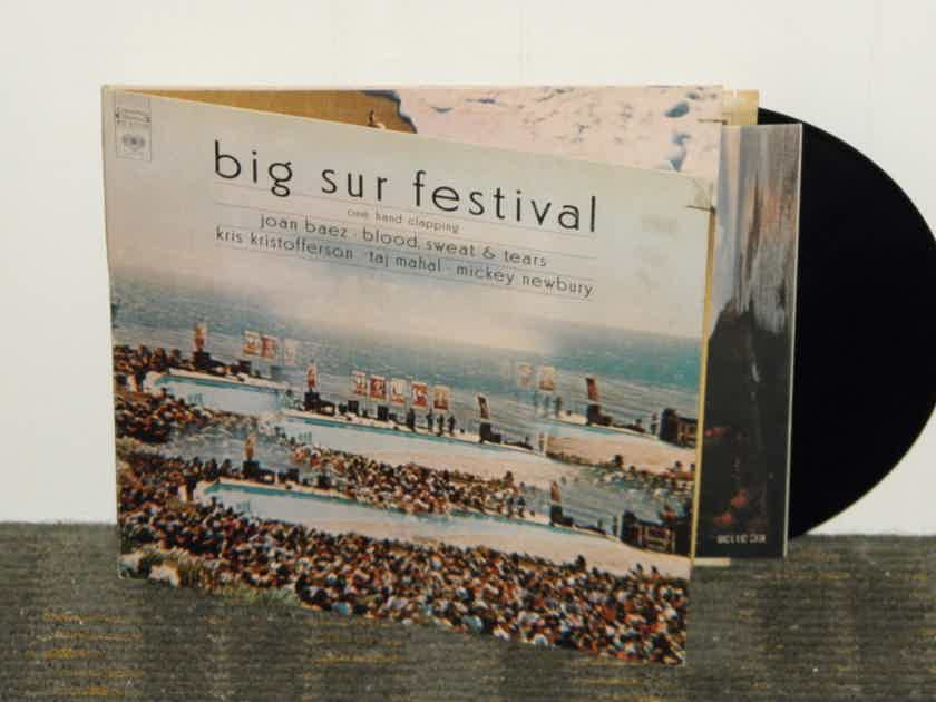 """BS&T/Taj Mahal +more - """"Big Sur Festival"""" """"Ain't Nobody's Business""""  Columbia KC 31138  Includes unmounted poster."""