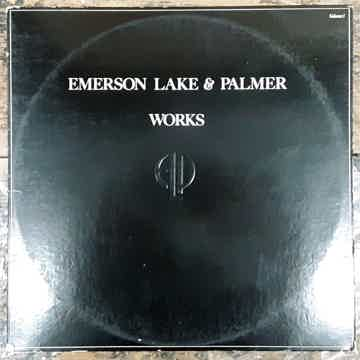 Emerson Lake & Palmer - Works Volume 1 1977 NM- Double ...