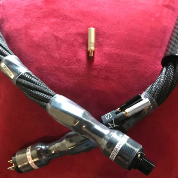 Synergistic Research Galileo 15amp & 20amp UEF Power Cables