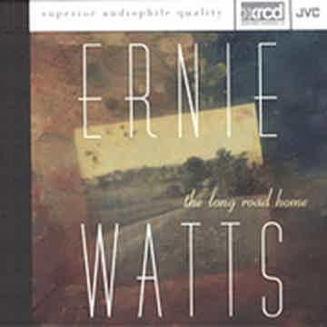 Ernie Watts  The Long Road Home XRCD