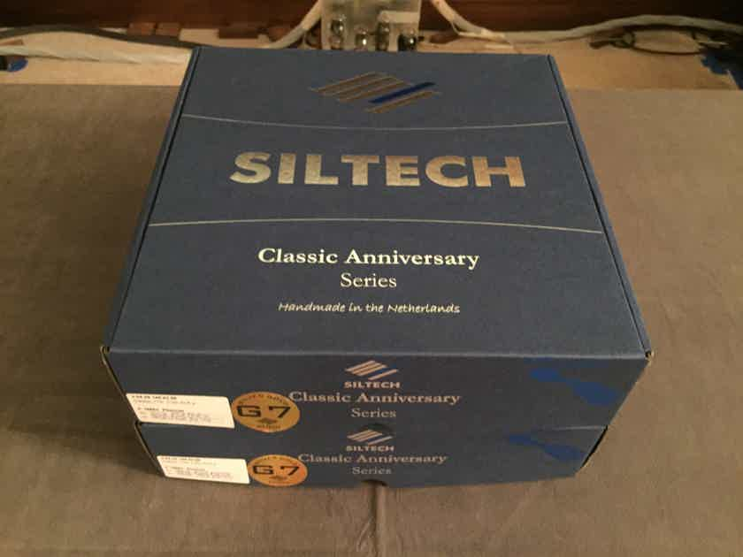 Siltech Cables Classic Anniversary 770i 2-m XLR IC