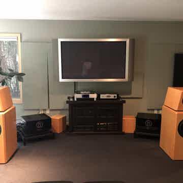 SMc Audio VRE-1c Pre-Amplifier