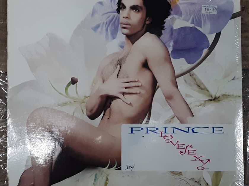 Prince – Lovesexy 1988 SEALED ORIGINAL VINYL LP Paisley Park 9 25720-1