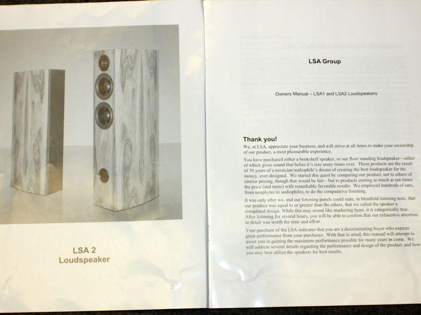 LSA Group LSA-2 Floor Standing