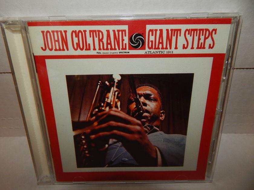 JOHN COLTRANE Giant Steps Wynton Kelly - Paul Chambers Cedar Walton 1998 Atlantic  Green Disc Bonus Tracks NM CD