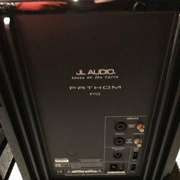 JL Audio Fathom 110