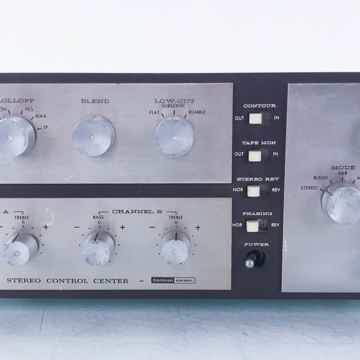 Citation I Vintage Stereo Tube Preamplifier
