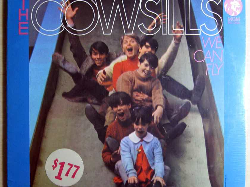 The Cowsills - We Can Fly - 1967 SEALED MGM Records ‎SE-4534