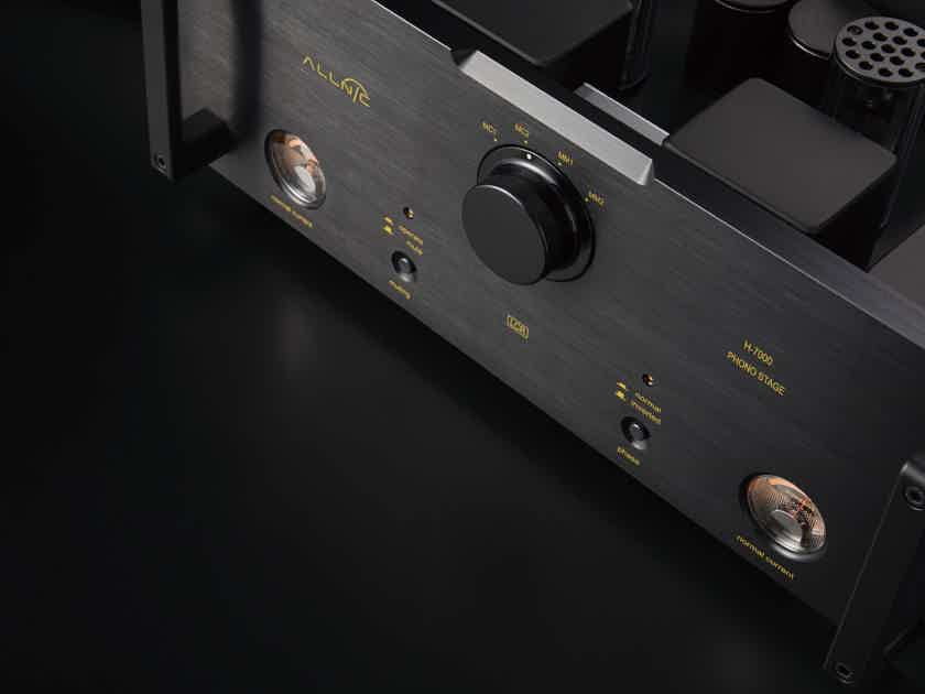 Allnic Audio H-7000 Phono Preamp