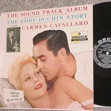the Eddy Duchin Story lp record DECCA DL8289