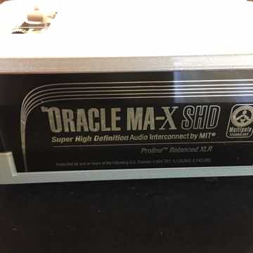 MIT Cables Oracle MA-X SHD Pro