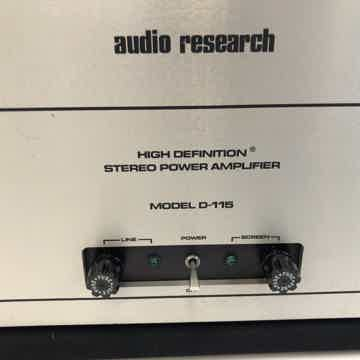 Audio Research D-115