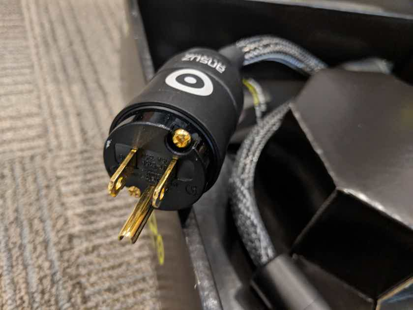 Ansuz Acoustics Mainz Ceramic Power Cable (2M, 15A)