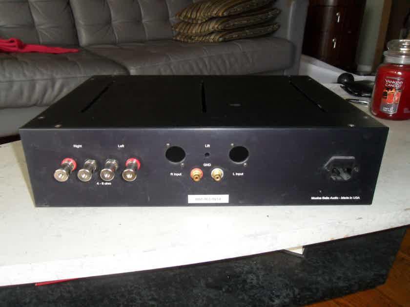 Musica Bella Ibrido Hybrid power amp.