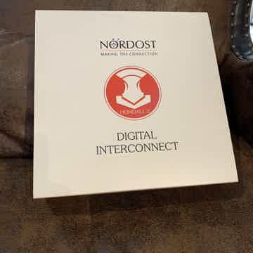 Nordost Heimdall 2 - Digital 75 Ohm/SPDIF Cable - BNC t...