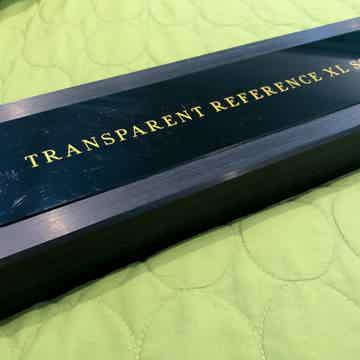 Transparent Audio Reference XL SS