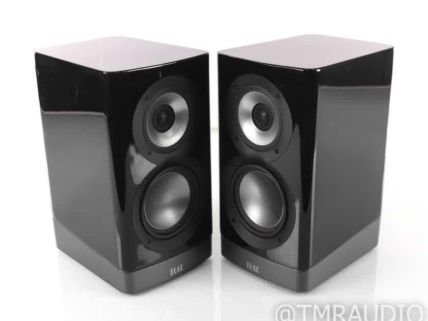 Elac Navis B-51 Active Bookshelf Speakers; Gloss Black Pair; ARB51-GB (28625)