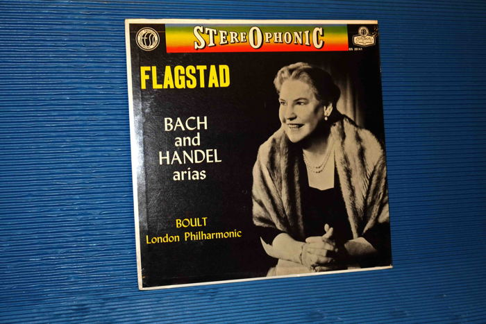 BACH / HANDEL / Flagstad / Boult