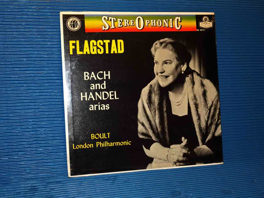 """BACH / HANDEL / Flagstad / Boult - """"Bach and Handel Arias"""" -  London approx 1959 SEALED!"""