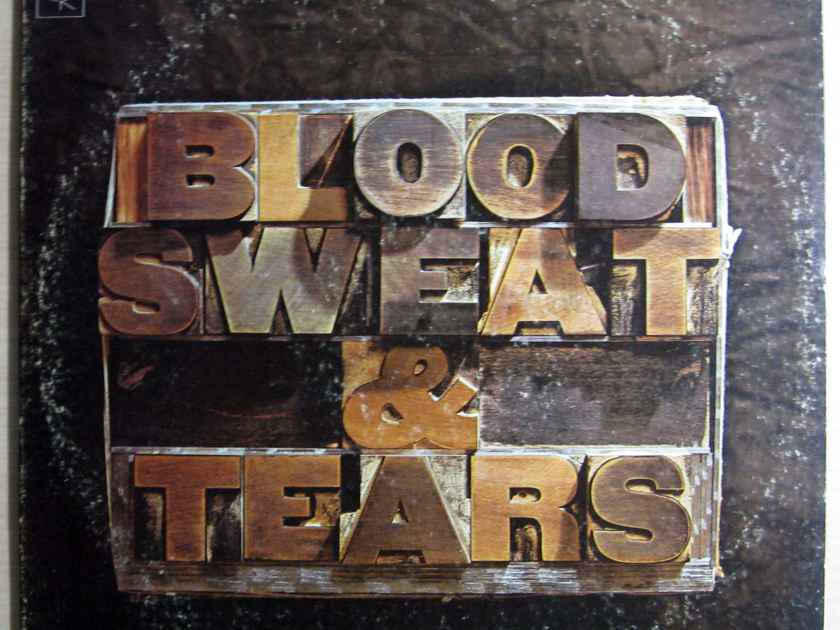 Blood, Sweat & Tears - Greatest Hits - 1972 Columbia KC 31170