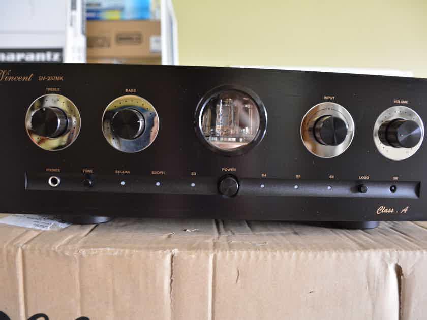 Vincent SV-237MK Hybrid Integrated Amplifier
