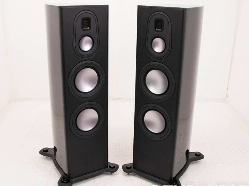 Monitor Audio Platinum PL300 II Floorstanding Speakers; PL-300 Series 2 (18966)