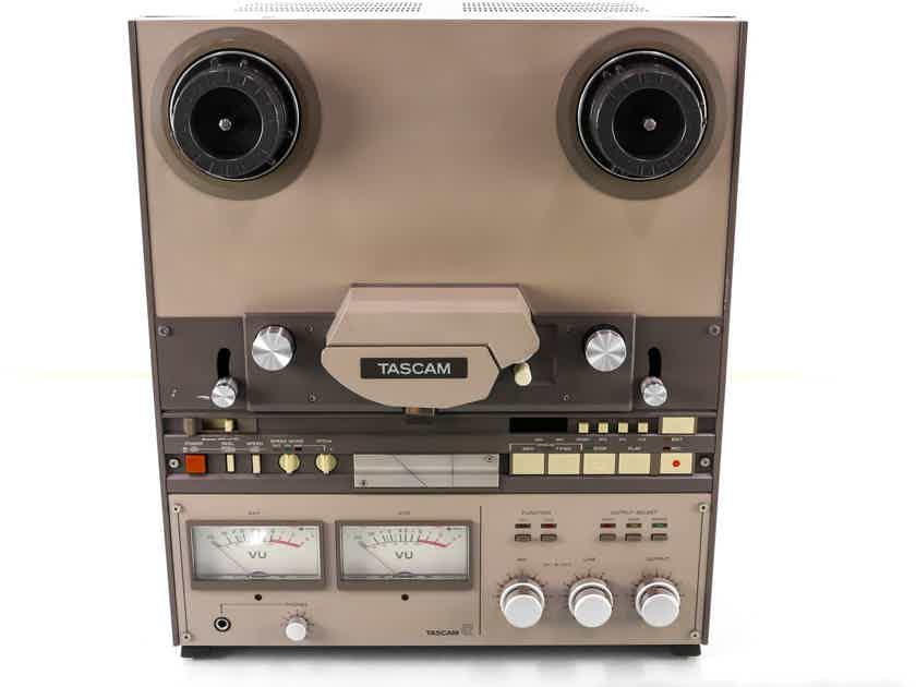 "Tascam 42-NB Vintage Reel to Reel Tape Recorder; 1/4"" 2 Channel 2 Track; Updated (29185)"